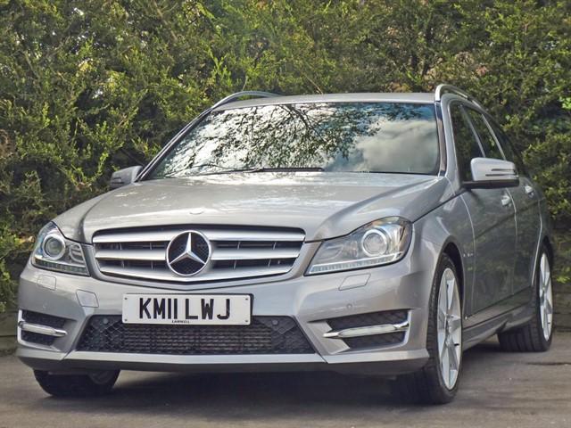 used Mercedes C220 CDI BLUEEFFICIENCY SPORT in dorset