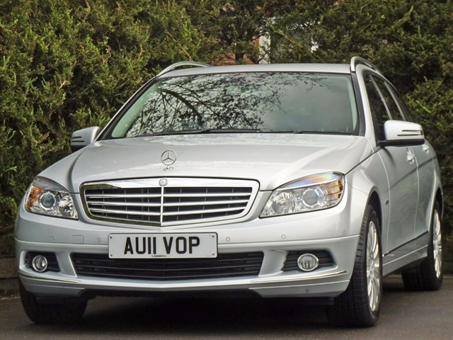 used Mercedes C220 2.1 CDI BLUEEFFICIENCY ELEGANCE in dorset