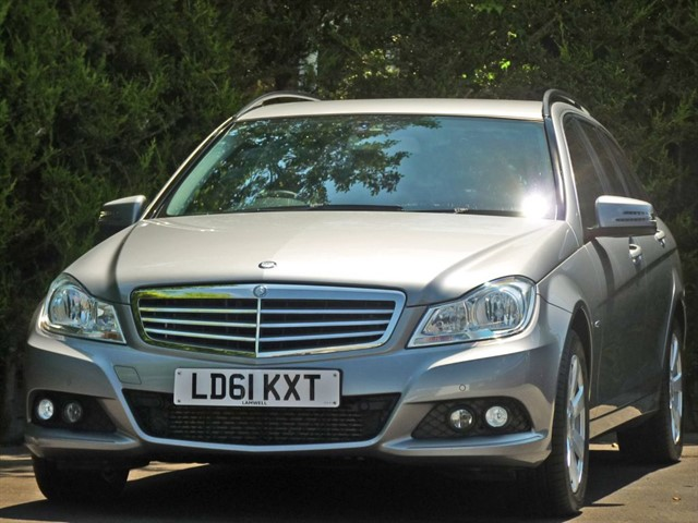 used Mercedes C220 2.1 CDI BLUEEFFICIENCY SE EDITION 125 in dorset