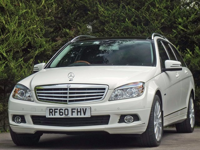 used Mercedes C250 2.1 CDI BLUEEFFICIENCY ELEGANCE in dorset
