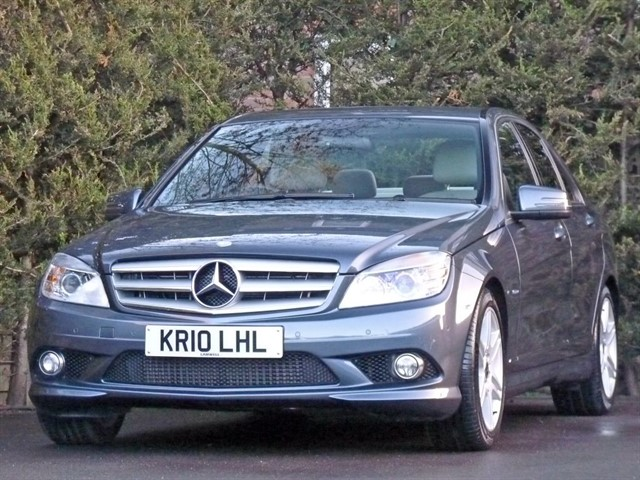 used Mercedes C250 CGI BLUEEFFICIENCY SPORT AUTOMATIC in dorset