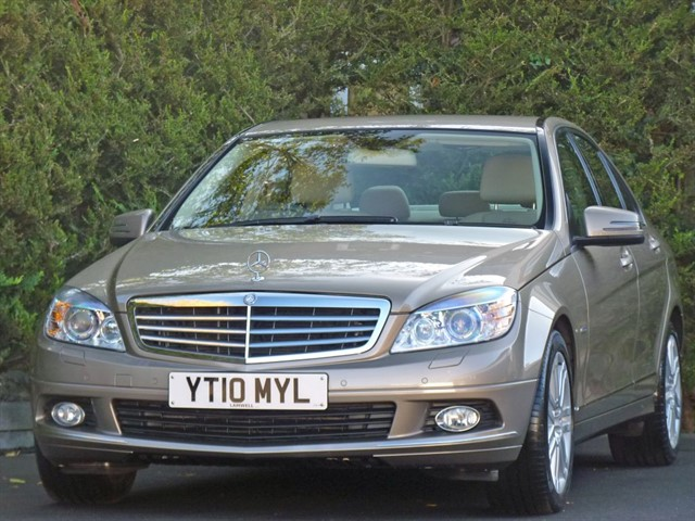used Mercedes C250 CGI BLUEEFFICIENCY ELEGANCE AUTOMATIC in dorset
