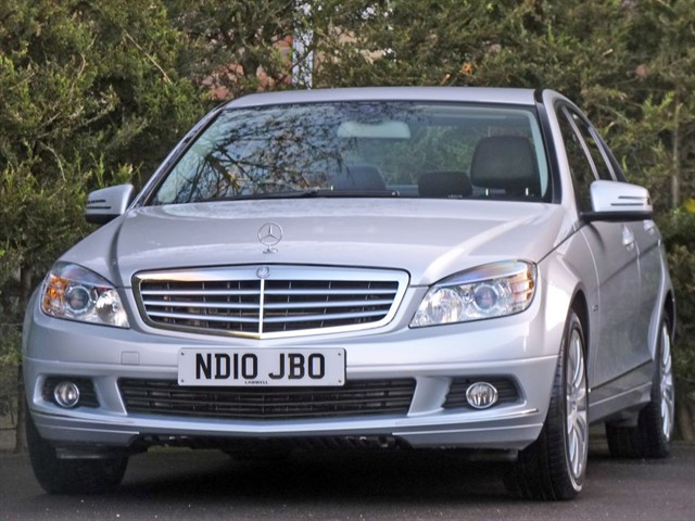 used Mercedes C350 3.0 CDI BLUEEFFICIENCY ELEGANCE in dorset