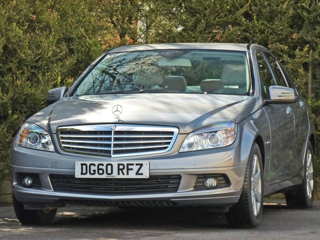 used Mercedes C180 CGI BLUEEFFICIENCY SE in dorset