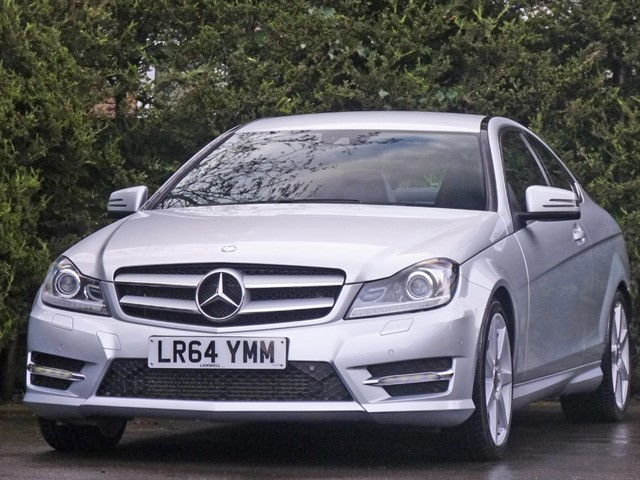 used Mercedes C220 CDI AMG SPORT EDITION in dorset