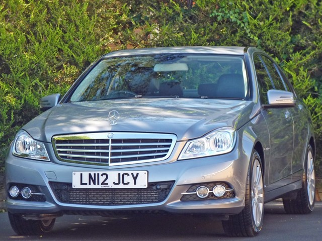 used Mercedes C220 CDI BLUEEFFICIENCY ELEGANCE in dorset