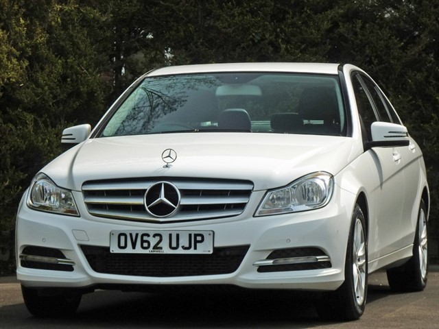 used Mercedes C220 CDI BLUEEFFICIENCY EXECUTIVE SE in dorset