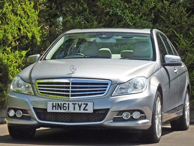 used Mercedes C250 CDI BLUEEFFICIENCY ELEGANCE ED125 AUTOMATIC in dorset