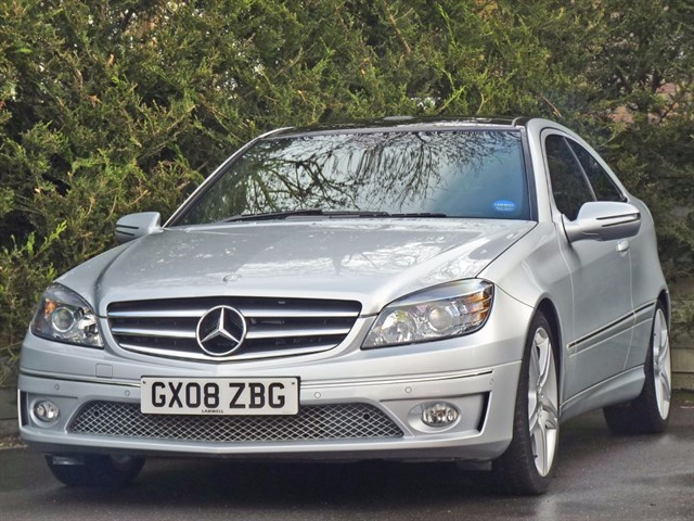 used Mercedes CLC180 KOMPRESSOR SPORT AUTOMATIC in dorset