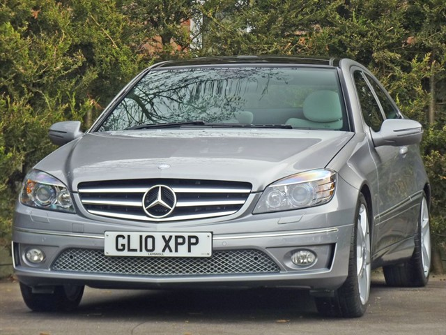 used Mercedes CLC220 2.1 CDI SPORT AUTOMATIC in dorset