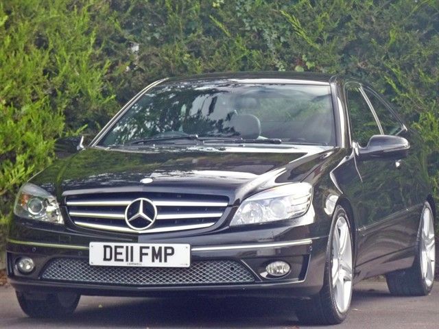used Mercedes CLC180 KOMPRESSOR SPORT AUTOMATIC in dorset