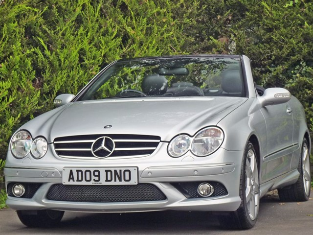 Mercedes CLK200 for sale