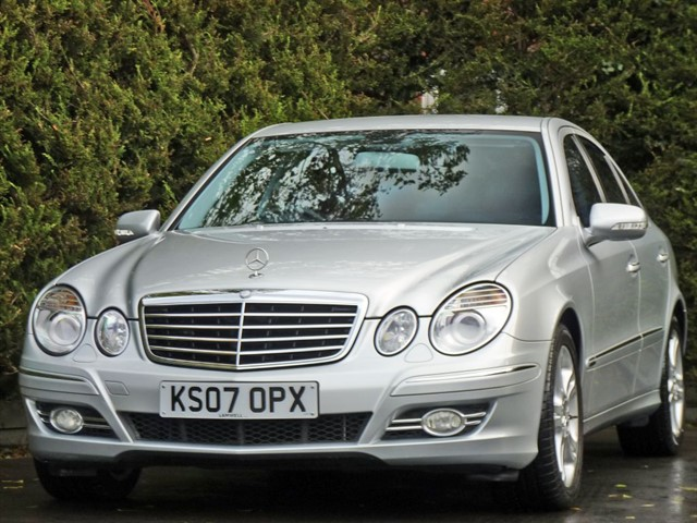 used Mercedes E280 3.0 AVANTGARDE AUTOMATIC in dorset