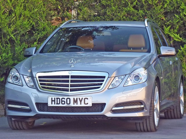 used Mercedes E350 3.0 CDI BLUEEFFICIENCY AVANTGARDE in dorset