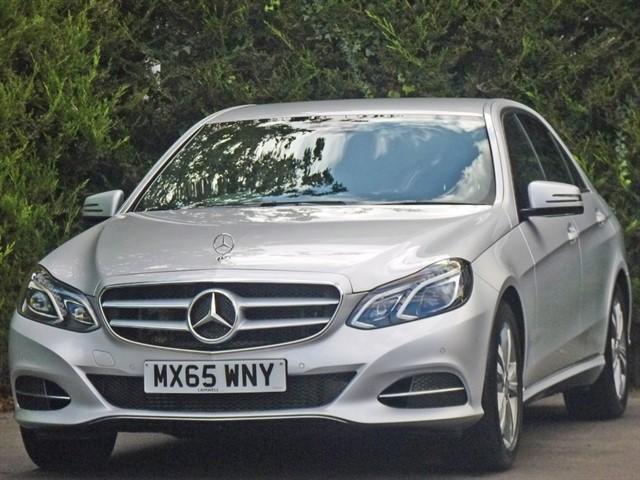 used Mercedes E220 BLUETEC SE AUTOMATIC in dorset