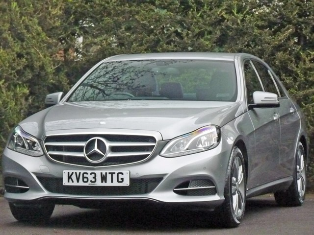used Mercedes E220 CDI SE AUTOMATIC in dorset
