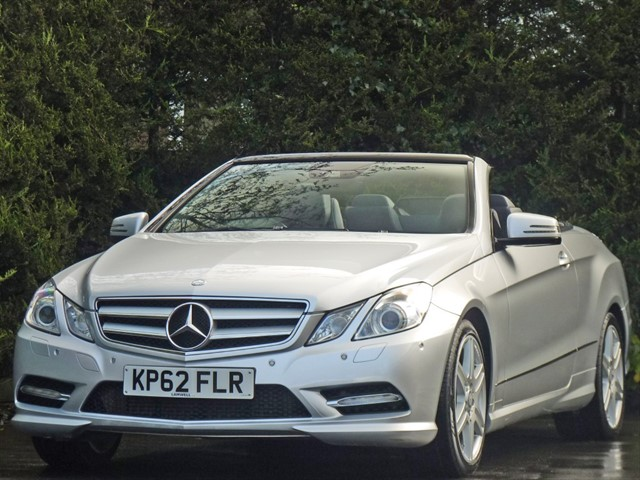used Mercedes E250 CDI BLUEEFFICIENCY SPORT in dorset
