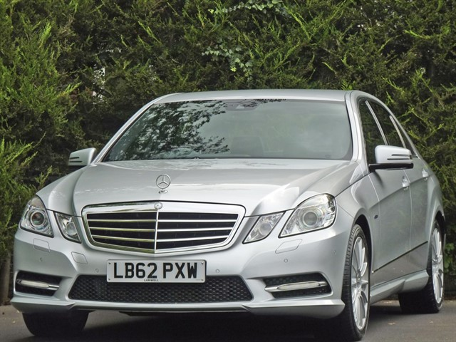 used Mercedes E250 CDI BLUEEFFICIENCY SPORT AUTOMATIC in dorset