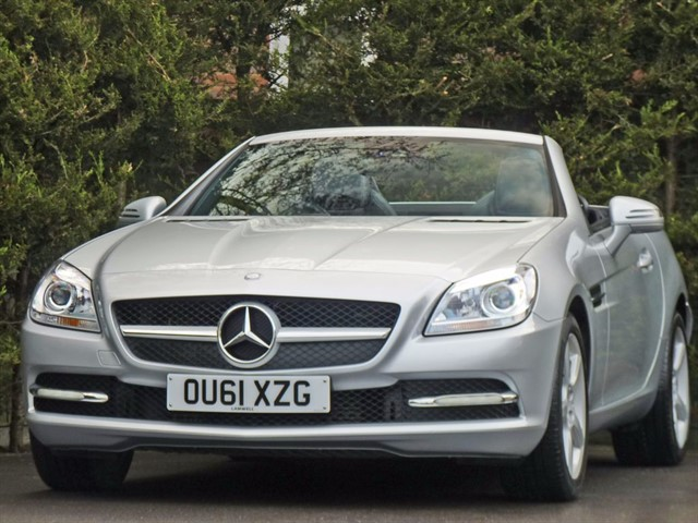 used Mercedes SLK200  EDITION 125 SPORTS ROADSTER in dorset