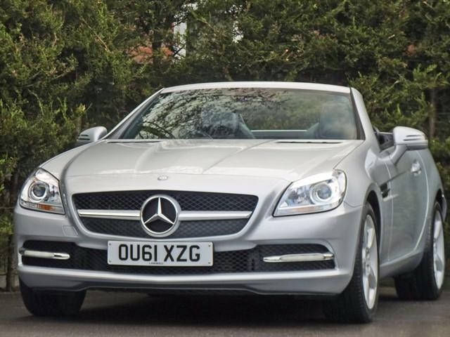 used Mercedes SLK SLK200 EDITION 125 SPORTS ROADSTER in dorset
