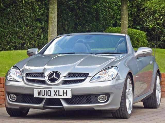 used Mercedes SLK 200 KOMPRESSOR AUTOMATIC in dorset