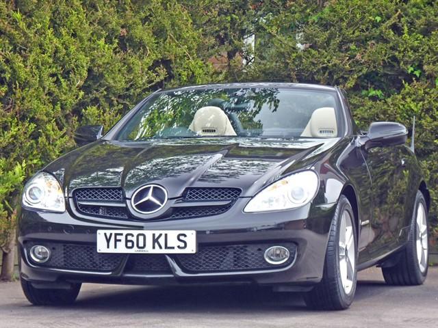 used Mercedes SLK200  KOMPRESSOR in dorset