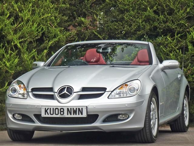 used Mercedes SLK200 200 KOMPRESSOR in dorset