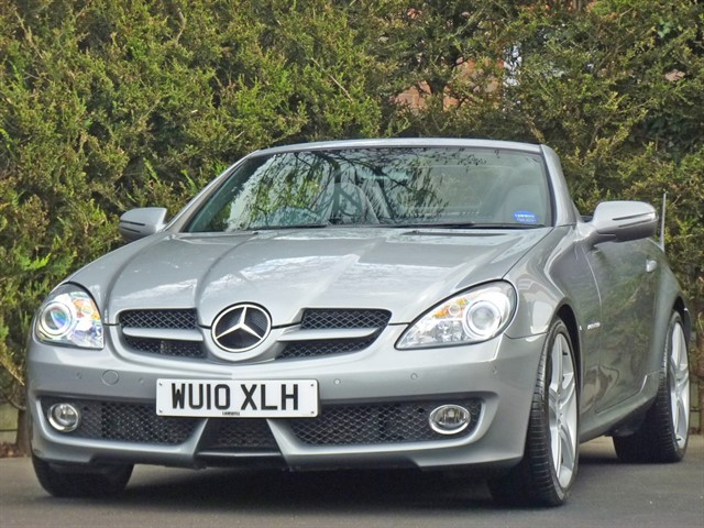 Mercedes SLK200 for sale