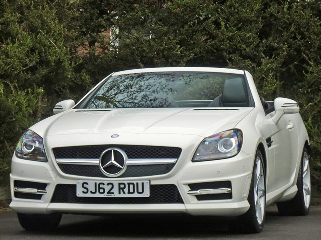 Mercedes SLK250 for sale