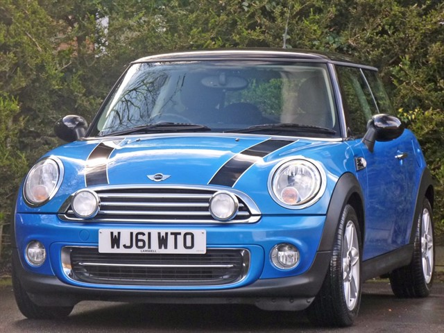 used MINI Cooper 1.6 PIMLICO LIMITED EDITION in dorset