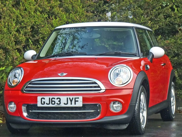 used MINI Cooper D in dorset