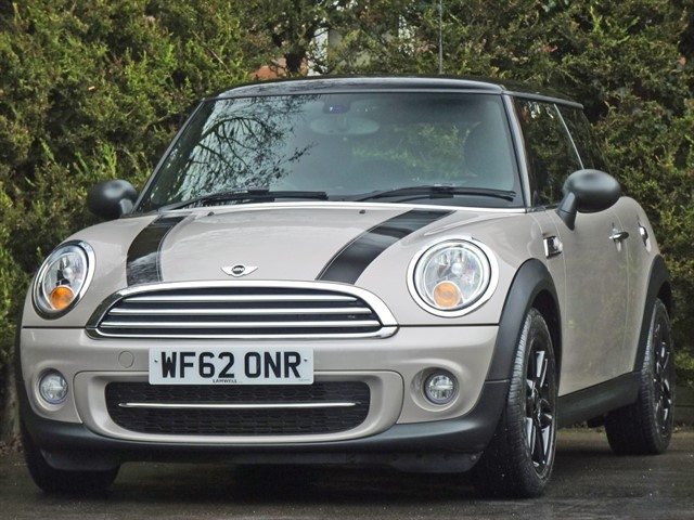 used MINI Cooper 1.6 D BAKER STREET in dorset