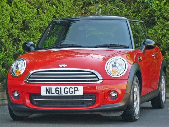 used MINI Cooper 1.6 AUTOMATIC in dorset