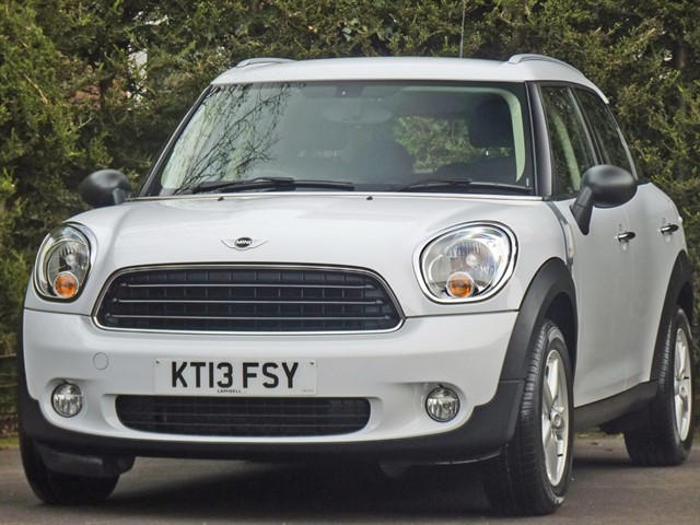 used MINI Countryman ONE 1.6 in dorset