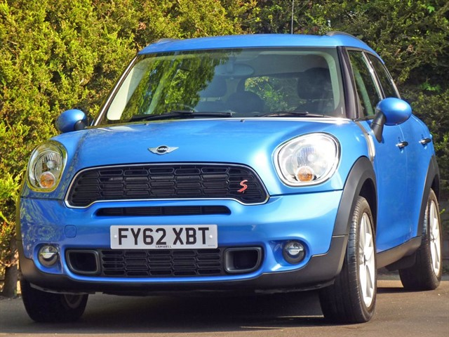 used MINI Countryman COOPER SD in dorset