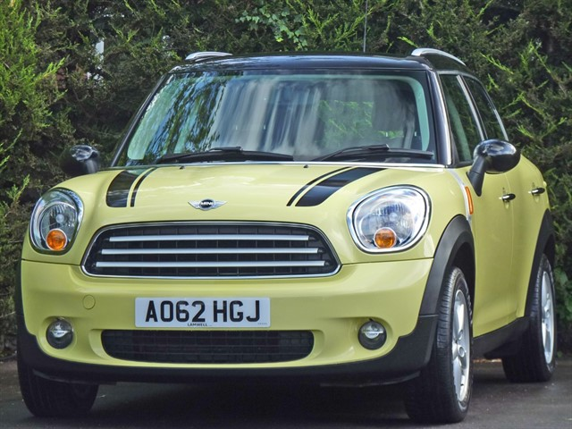 used MINI Countryman 1.6 COOPER in dorset