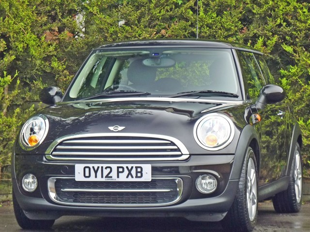 used MINI Hatch 1.6 COOPER D in dorset