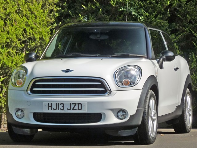 used MINI Paceman 1.6 COOPER in dorset