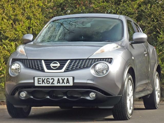 used Nissan Juke ACENTA PREMIUM AUTOMATIC in dorset