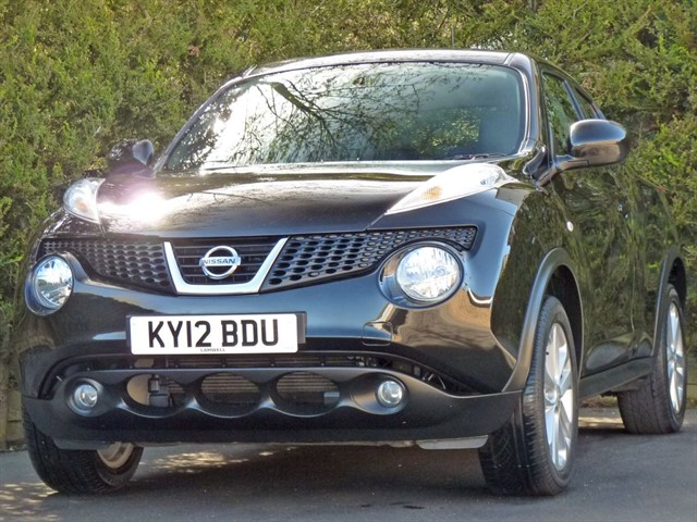 used Nissan Juke 1.6 ACENTA PREMIUM in dorset