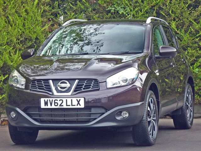used Nissan Qashqai DCI N-TEC PLUS in dorset