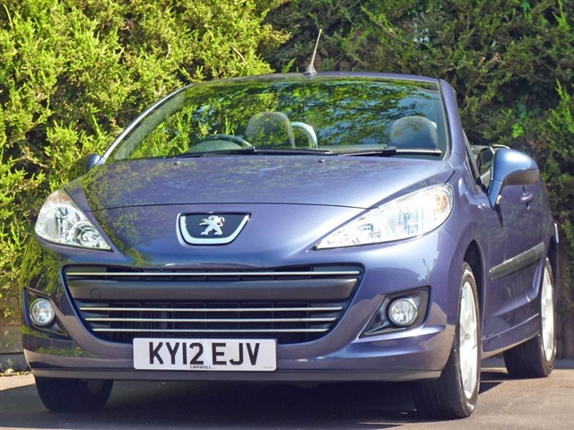 used Peugeot 207 1.6 HDi ACTIVE in dorset