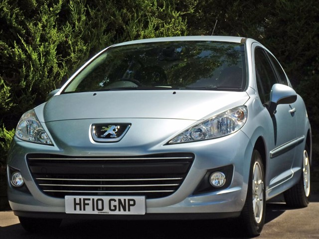 used Peugeot 207 1.4 SPORT in dorset