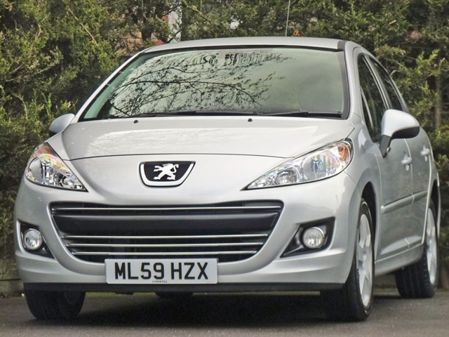 used Peugeot 207 1.6 SPORT AUTOMATIC in dorset