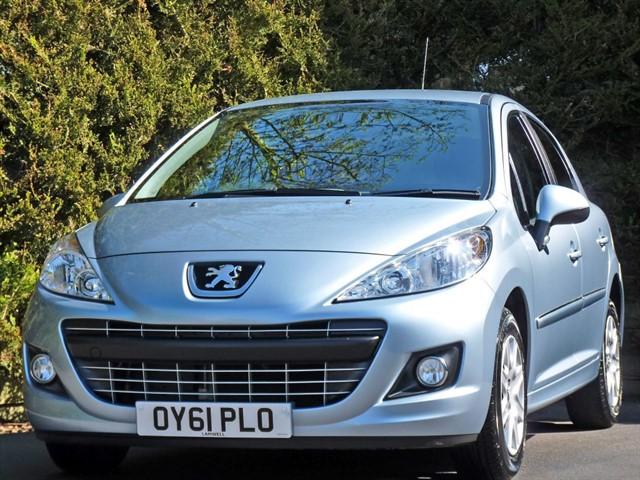 used Peugeot 207 1.4 ACTIVE in dorset