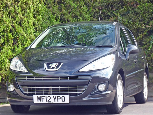used Peugeot 207 ACTIVE in dorset