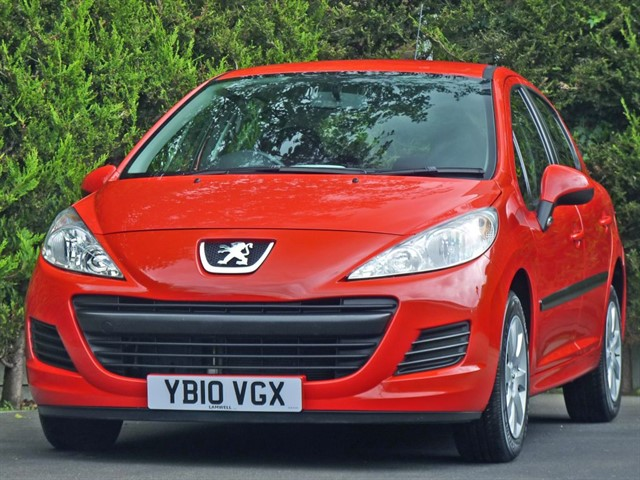 used Peugeot 207 1.4 S in dorset
