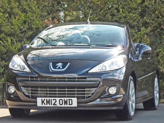 Peugeot 207 CC for sale