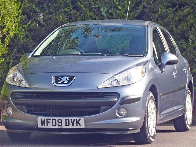 used Peugeot 207 HDI S in dorset