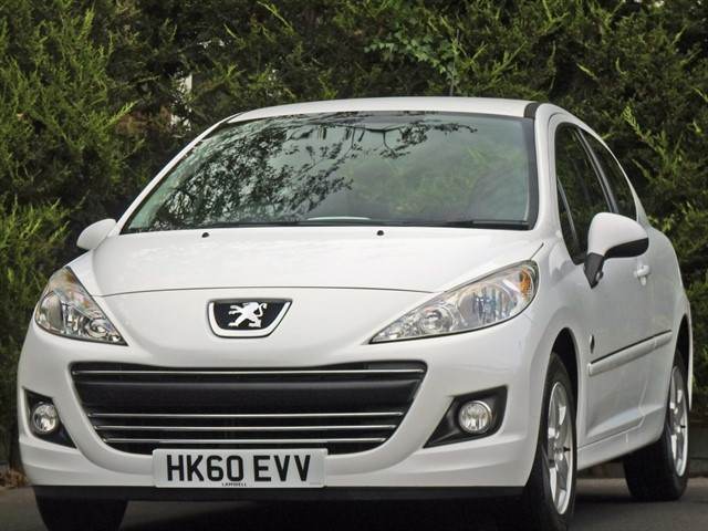 used Peugeot 207 1.4 ENVY in dorset